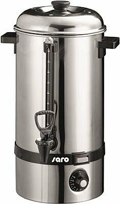 SARO Glühweinkocher / Heißwasserspender HOT DRINK MINI-Gastro-Germany