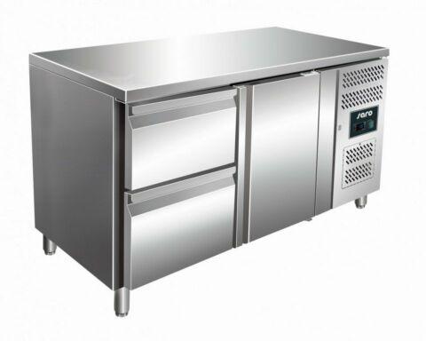 SARO Kühltisch inkl. 2er Schubladenset KYLJA 2110 TN-Gastro-Germany
