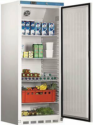 SARO Lagerkühlschrank - weiß HK 600-Gastro-Germany