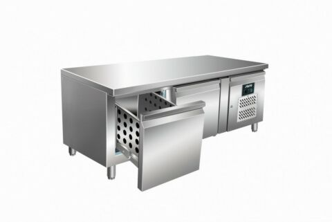 SARO Unterbaukühltisch mit Schubladen UGN 2100 TN-2S-Gastro-Germany