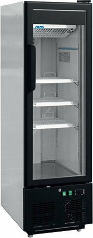 SARO Tiefkühlschrank mit Glastür EK 199-Gastro-Germany