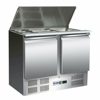 Saladette KBS 902, 1045x700x875 mm, 3x GN 1/1-Gastro-Germany