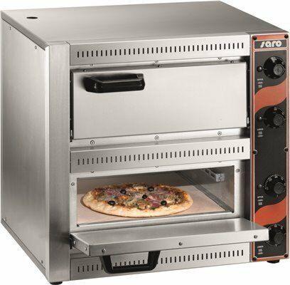 SARO Pizzaofen PALERMO 2-Gastro-Germany