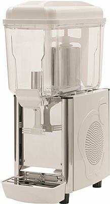 SARO Kaltgetränke-Dispenser COROLLA 1W weiß-Gastro-Germany