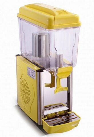 SARO Kaltgetränke-Dispenser COROLLA 1G gelb-Gastro-Germany