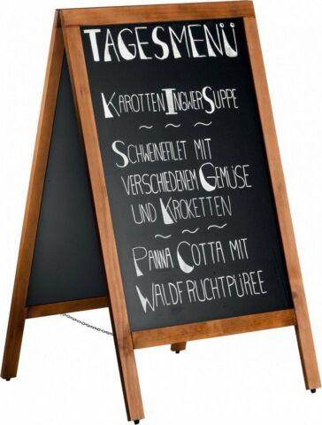 SARO Kundenstopper Menütafel Kreidetafel IVAR-Gastro-Germany