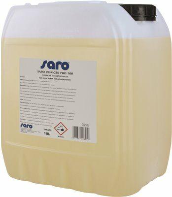 SARO Spülmaschinenreiniger PRO 100, 10 Liter-Gastro-Germany