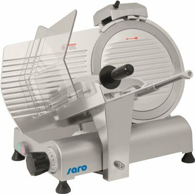 SARO Aufschnittmaschine AS 300-Gastro-Germany