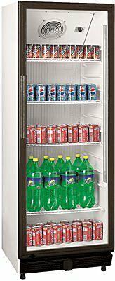 SARO Getränkekühlschrank mit Glastür GTK 230-Gastro-Germany