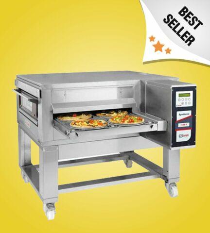 Zanolli Durchlauf Pizzaofen Synthesis 11/65V Gas - Bestseller Tunnelofen