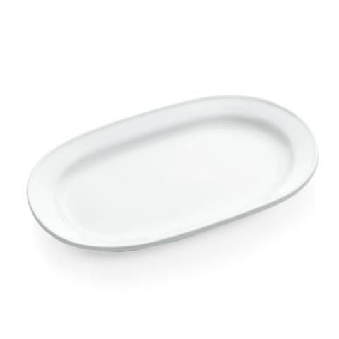 Platte, 36 x 21 cm, Porzellan-Gastro-Germany