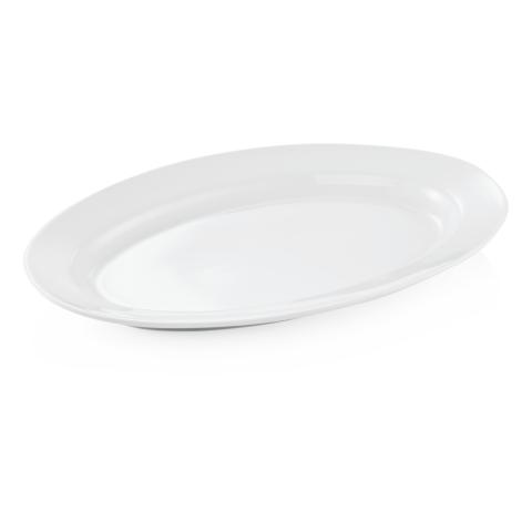 Platte, 35 x 23 cm, Porzellan-Gastro-Germany