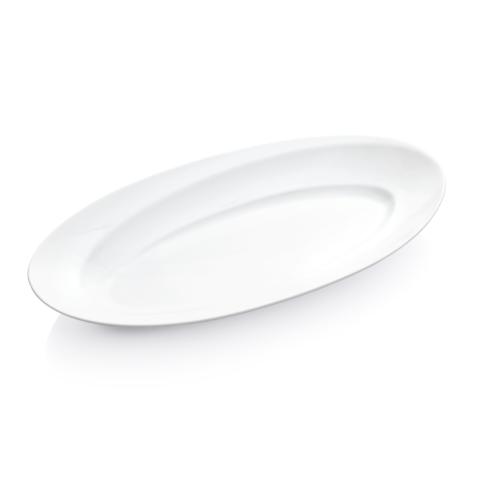 Platte, 50 x 28 cm, Porzellan-Gastro-Germany