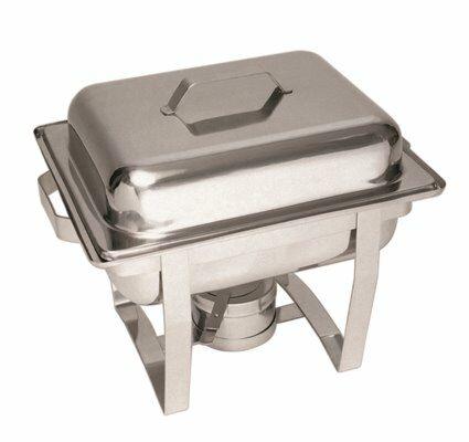 Bartscher Chafing Dish 1/2GN, stapelbar-Gastro-Germany