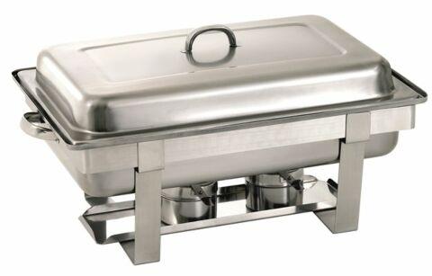Bartscher Chafing Dish 1/1GN, stapelbar-Gastro-Germany