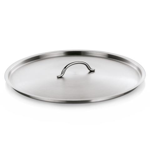 Deckel für Cookware 50, Ø 50 cm, Chromnickelstahl-Gastro-Germany