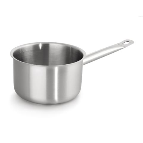 Stielkasserolle Cookware 51, Ø 16 cm, 1,9 ltr.,Chromnickelstahl