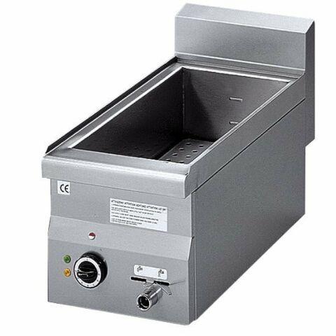 MASTRO Elektro-Bainmarie, Tischmodell, 1 Becken GN H=150 mm, B 300mm, T 600mm, 1,5 kW , 230V