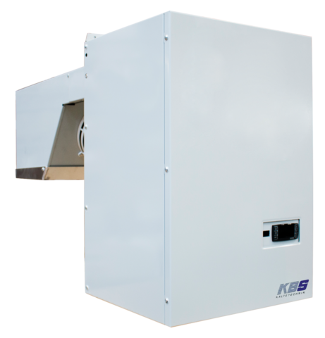 Huckepack-Kühlaggregat für Kühlzellen HA-K 9. 950W-Gastro-Germany