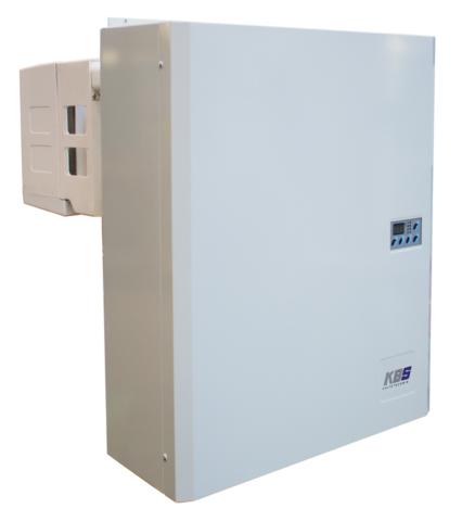 Huckepack-Tiefkühlaggregat für Kühlzellen HA-TK 6, 1.38 kW-Gastro-Germany