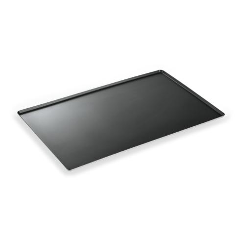 Backblech 60x40x1 cm,  Aluminium mit Antihaftbeschichtung-Gastro-Germany