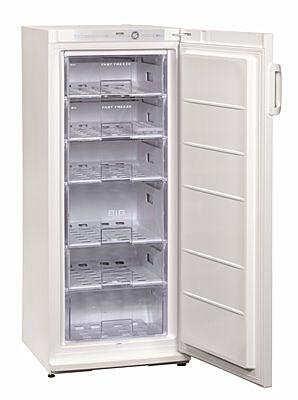 Tiefkühlschrank 200 LN, 600x620x1450 mm-Gastro-Germany