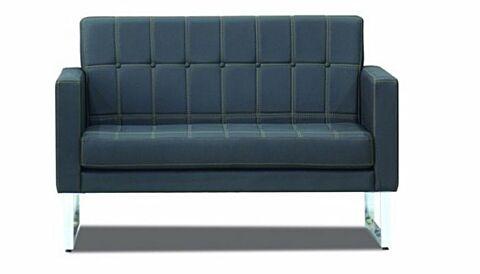 SAFRAN Sofa 2 Sitzer Grau-Gastro-Germany