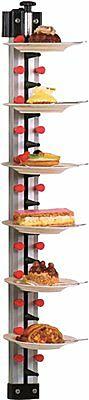 SARO Tellerstapelsystem Plate-Mate® WandWM-12-Gastro-Germany