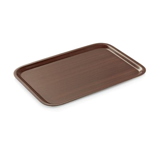 Tablett Tray 90, 60 x 45 cm, MDF Holzoptik-Gastro-Germany