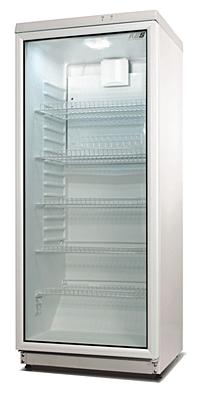 Glastürkühlschrank FLK 292