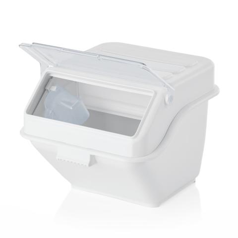 Lebensmittelbehälter, 40 ltr., 60 x 48,5 x 42,5 cm, Polypropylen/Polycarbonat-Gastro-Germany