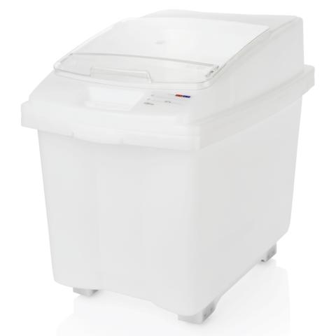 HACCP Lebensmittelbehälter, 80 ltr., 66 x 43 x  55 cm, HDPE Kunststoff-Gastro-Germany