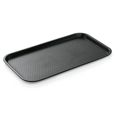 GN Tablett GN Tray 92, 1/1, schwarz,Polypropylen-Gastro-Germany