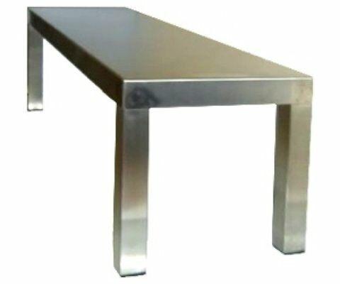 Aufsatzboard, 1 Etage, 1000x300x350 mm-Gastro-Germany