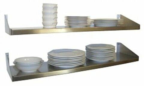 Teller-Wandboard, 1000x300 mm-Gastro-Germany