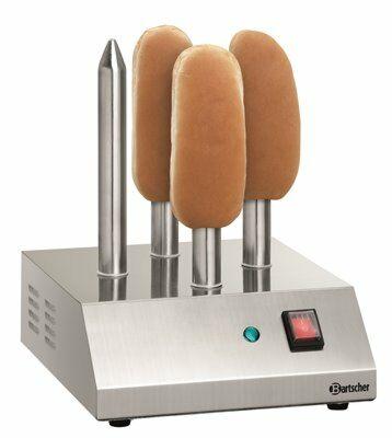 Bartscher Hot Dog Spießtoaster T4-Gastro-Germany