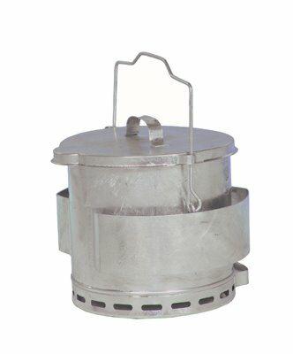 Fett-Entsorgungsbehälter 12 L, 355x335x450mm-Gastro-Germany