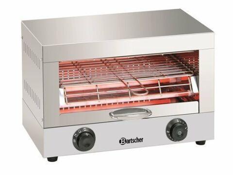 Bartscher Toaster Überbackgerät einfach-Gastro-Germany