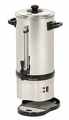 Bartscher Rundfilter Kaffeemaschine PRO II 60T-Gastro-Germany