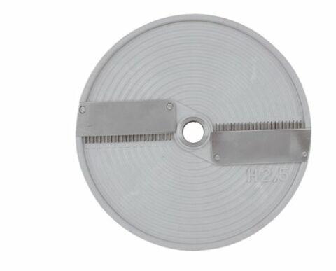 GAM Stäbchenscheibe H2,5, Schneidstärke 2,5 mm-Gastro-Germany