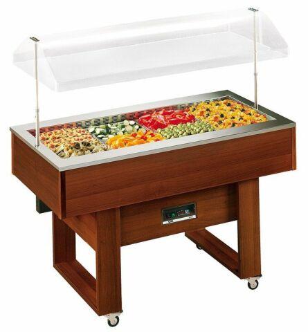 Cool-Line Salatbar DELIZIE M, 1422x750x1100mm, 230V-Gastro-Germany