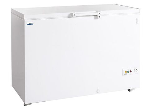 Cool-Line Tiefkühltruhe TKT 405, 1284x700x945mm, 385L-Gastro-Germany