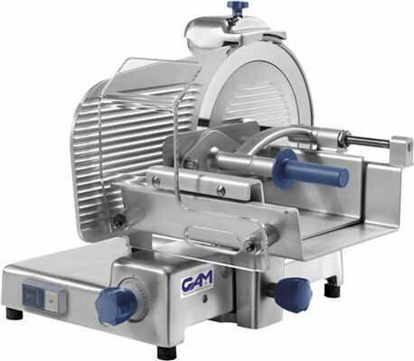 GAM Aufschnittmaschine PAG 330, Messer Ø 330 mm, 230V-Gastro-Germany