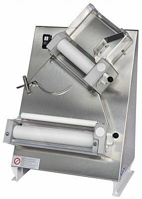 GAM Teigausroller Teigausrollmaschine ø 400mm mit Fusspedal-Gastro-Germany