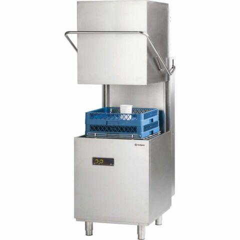 Haubenspülmaschine Stalgast HA113 mit Reinigerdosierpumpe-Gastro-Germany