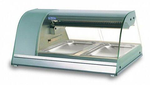IGLOO Kühltheke WIKTORIA 1.0, 940x655x440mm-Gastro-Germany