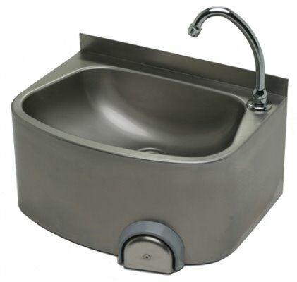 Handwaschbecken 480x350 mm-Gastro-Germany