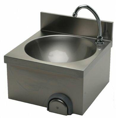 Handwaschbecken 400x400 mm-Gastro-Germany