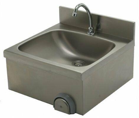 Handwaschbecken 500x500 mm-Gastro-Germany