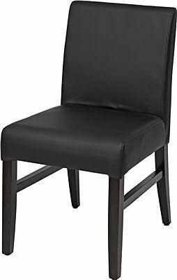 Lounge Stuhl Boltona schwarz-Gastro-Germany